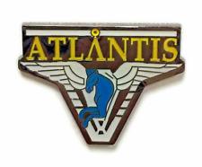 Stargate Atlantis Logo Enamel Pin - New