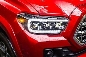 2016-2020 Toyota Tacoma: XB LED Headlights (Tri-Beam)