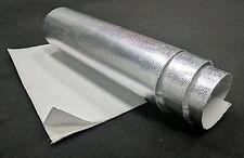 "Heat Shield Barrier Aluminum-Fiberglass w/ adhesive layer- Professional 12""x24"""