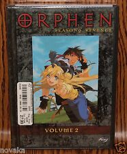 Orphen II: Revenge - Vol. 2: Return of a Friend Animation (DVD, 2004) DVD NEW