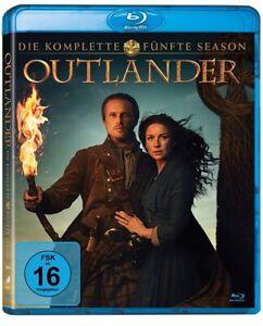 Outlander Staffel 5 Blu-ray Neu und Originalverpackt