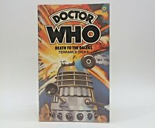 More details for doctor who death to the daleks by terrance dicks (1982, target paperback)