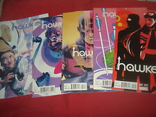 ALL-NEW HAWKEYE #1 2 3 4 5 Set inc. Variant Sho Murase Marvel Comics 2015 NM