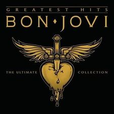 Bon Jovi - Greatest Hits - Ultimate Collection - CD 2 DISC SET - BRAND NEW