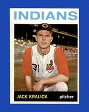 1964 Topps Set Break #338 - Jack Kralick NR-MINT *GMCARDS*