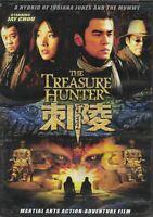 THE TREASURE HUNTER DVD Jay Chou