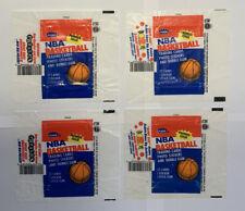 X4 1986-87 Fleer Basketball Wax Pack Very Nice Wrapper Lot Jordan RC Year