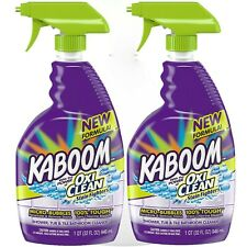2 Pack Kaboom With the Power of OxiClean Stainfighter Bathroom Clean, 32oz