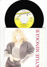 "7""  Kylie Minogue -  I Should be so Lucky"