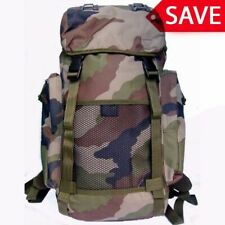 35L Military Army Backpack Rucksack Woodland Green Camo Camouflage *CLEARANCE*