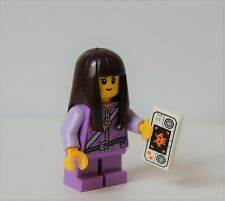 NEW Genuine Lego Nexo Knights Ava Prentis minifig minifigure from 70324 Merlock