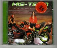 (HN99) Mis-Teeq, Lickin' On Both Sides - 2001 double CD