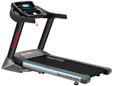 FREE POSTAGE Brand New Endurance Running Treadmill Foldable Electric IPAD