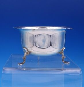 """T.H. Hazelwood English Sterling Silver Waste Bowl 3 3/8"""" x 2"""" c. 1914 (#3095)"""