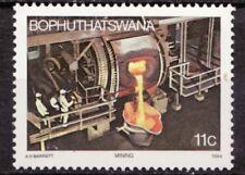 Bophuthatswana 1984 Mi 124 Metaalgieterij, Mining industry MNH