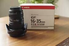 Canon 16-35 2.8 L Series Lens