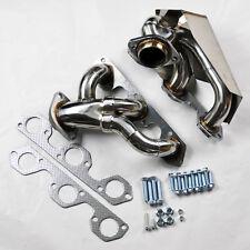 Jeep Wrangler JK 2007-2011 3.8L V6 Stainless Manifold Header w/ Gaskets