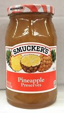Smucker's Pineapple Preserves 18 oz Smuckers