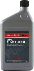 Honda Genuine 08200-9007 Dual Pump II Differential Fluid 1 Quart New Free Ship