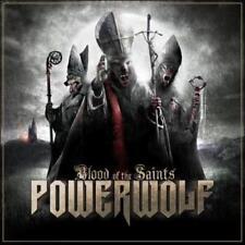 POWERWOLF - BLOOD OF THE SAINTS NEW CD