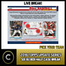 2019 TOPPS UPDATE SERIES BASEBALL 6 BOX HALF CASE BREAK #A506 - PICK YOUR TEAM