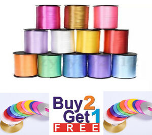 50 meter BEST Balloons String tie Curling Ribbon Colour Baloon Ribon BALLON ROLL