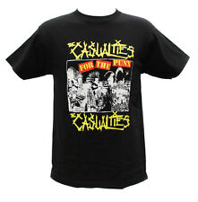 The Casualties Punk Band Graphic T-Shirts