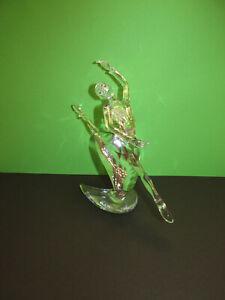 Beautiful Swarovski Lalique Crystal Figurine 627396 Scs Annual Anna No Ob 18cm