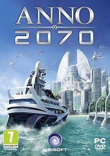 PC Computer DVD Game ANNO 2070 NEW