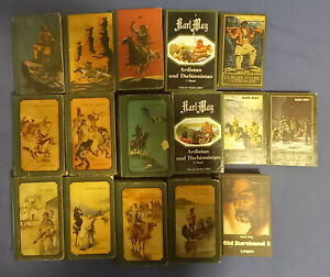 Buch Sammlung ~ Karl May Bücher ~ Taschenbücher und Bücher
