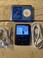 Apple iPod Nano 8GB 3rd Generation Black REFURBISHED BUNDLE