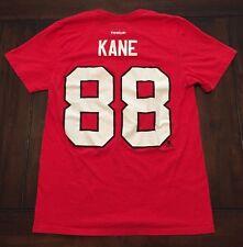NHL Hockey Chicago Blackhawks Patrick Kane Reebok Shirt Adult Medium M
