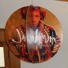 """Jimi Hendrix The Ultimate Experience 1992 Vntg Display Poster Mobile Promo 20"""""""