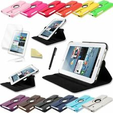 4in1 360 SAMSUNG GALAXY Tab 2 7.0 P3100 P3110 SMART COVER CASE Hülle Etui Tasche
