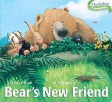 Bear's New Friend by Karma Wilson 9781416954385 (Board book, 2009)
