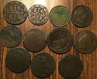 LOT OF 11 FOREING COINS LOT OF 11 COINS