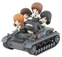 Pair-Dot Girls und Panzer Panzerkampfwagen IV Ausf D Ending Ver. Figure