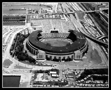 Cleveland Municipal Stadium Photo 8X10 - #5 Indians Browns  Buy Any 2 Get 1 FREE