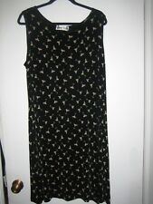 """Ronnie Nicole by Ouida Champagne Glass Glitter Travel Dress 12 or 14 P 40"""" Bust"""