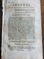 La Vaisse Ambert 1791 Royaliste Château du Puy de la Vaisse Compains Révolution