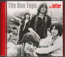 The Box Tops - The Letter CD **BRAND NEW/STILL SEALED**
