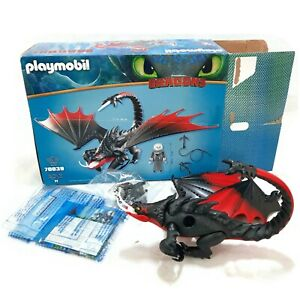 PLAYMOBIL How to Train Your Dragon III Deathgripper with Grimmel Missing Piece