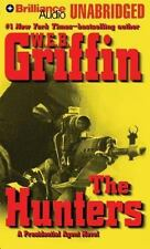 Presidential Agent: The Hunters 3 by W. E. B. Griffin (2007, CD, Unabridged)