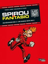 50 Jahre Carlsen: Spirou & Fantasio (TWO-IN-ONE) - Deutsch - Carlsen - NEUWARE