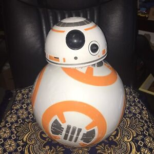 STAR WARS (LARGE) Spin Master BB-8 Fully Interactive Droid Body Head Read