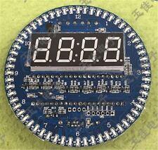 1Pcs DS1302 Tournant Led Horloge Numérique Électronique 51 Conseil ca