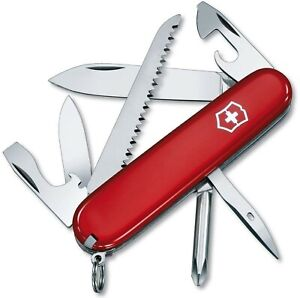 Victorinox Swiss Army Knife Hiker - Red 1.4613