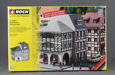 NOCH 66503 [H0, Bausatz, Lasercut] - Altstadthaus mit Modegeschäft  - NEUWARE!