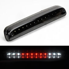 Ford Ranger 1993-2011 Rear 3rd G3 LED Stop Brake Light Black Housing Smoke Lens