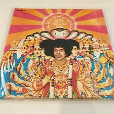 Jimi Hendrix- Axis: Bold As Love in Mono Vinyl LP